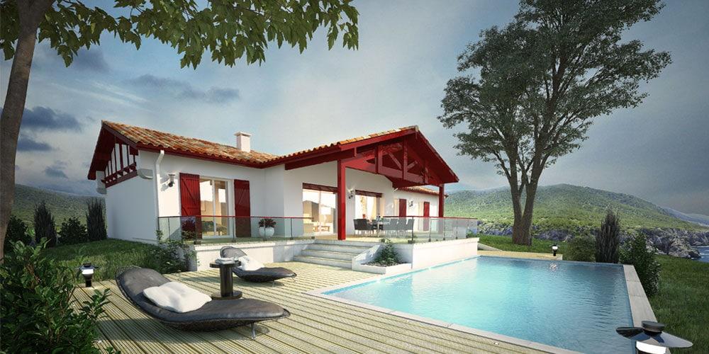 immobilier prestige cote basque